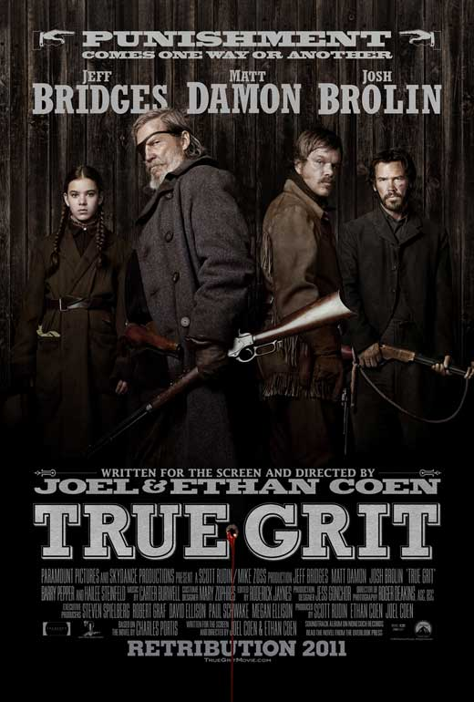 Pork and beans with coffee grit – True Grit