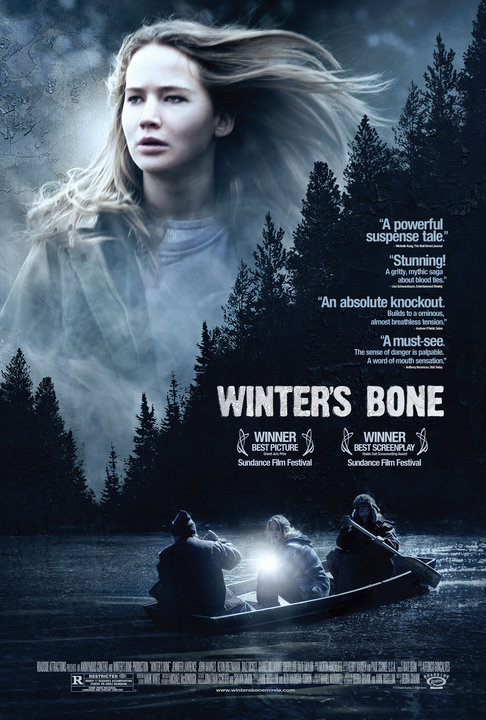 Bone marrow and parmesan toasts – Winter's Bone