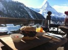 Eating out - Zermatt