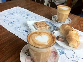 Kaffismiðja Íslands- best coffee in Reykjavic?