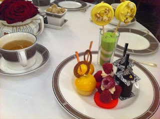 Is this the best afternoon tea in London?