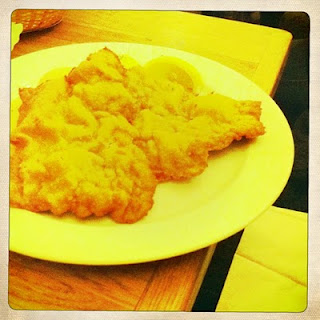 The best schnitzel in Berlin?