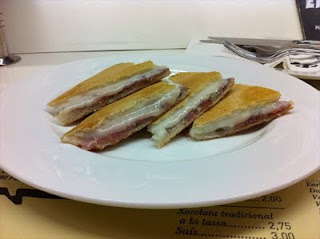 Tapac 24 and the best ham and cheese sandwich in the world…?