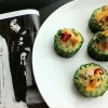 Royal Wedding Feast- Her Majesty's Cucumber Chicken Crowns