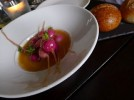 Best things I ate in Sydney- Duke Bistro radishes in dashi butter