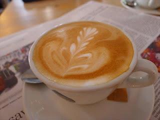 Kooka Boora- the best coffee in Paris?