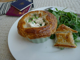 The chicken pie I wish I had
