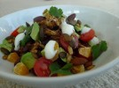 Getting evangelical about pulses- Red kidney bean salad