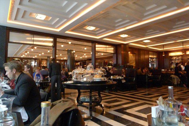 Delaunay Restaurant Menu