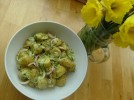 Perfect herbed potato salad