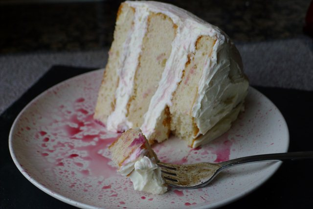 White Cake Django Unchained Recipe
