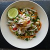 Jicama, Chicken and Cashew Salad