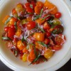 Tomato, Tarragon and Sweet Onion Salad