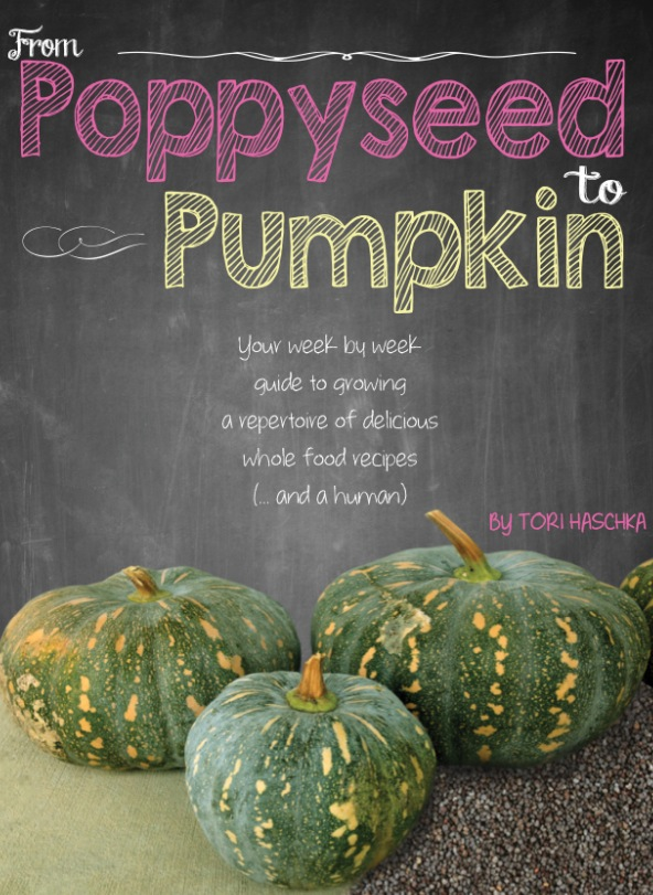 poppyseed to pumpkin cover