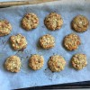 Apricot Oat Cookies and Six Nut Free Lunchbox Snacks