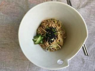 Sparse Cupboard Sesame Noodles
