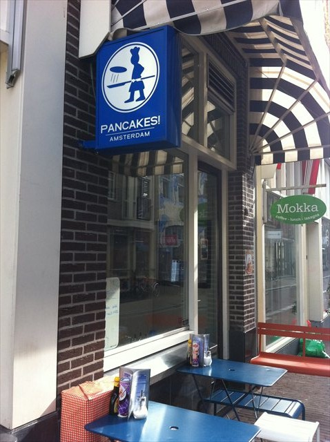 The Best Pancakes In Amsterdam